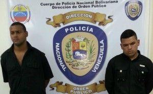 Sargentos de Guardia de Honor detenidos/ Foto: Runrunes